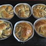 醋醋(来自腾讯....)豆沙面包的做法
