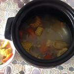 神奇痞老板冬瓜玉米汤的做法