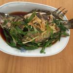 贞贞123清蒸鳜鱼的做法