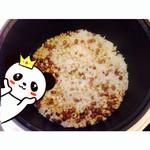 AUGUST0910红豆薏米饭的做法
