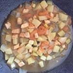 小嘟嘟Athena雞肉土豆丁的做法