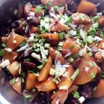 宇轩文化土豆焖牛腩的做法