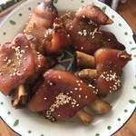 qwq1241烤猪蹄的做法
