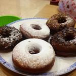 Wygacg甜甜圈的做法