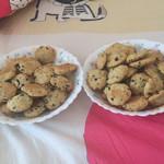 lucky姵姵海苔肉松饼干的做法