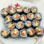 sandy5225肉松寿司的做法