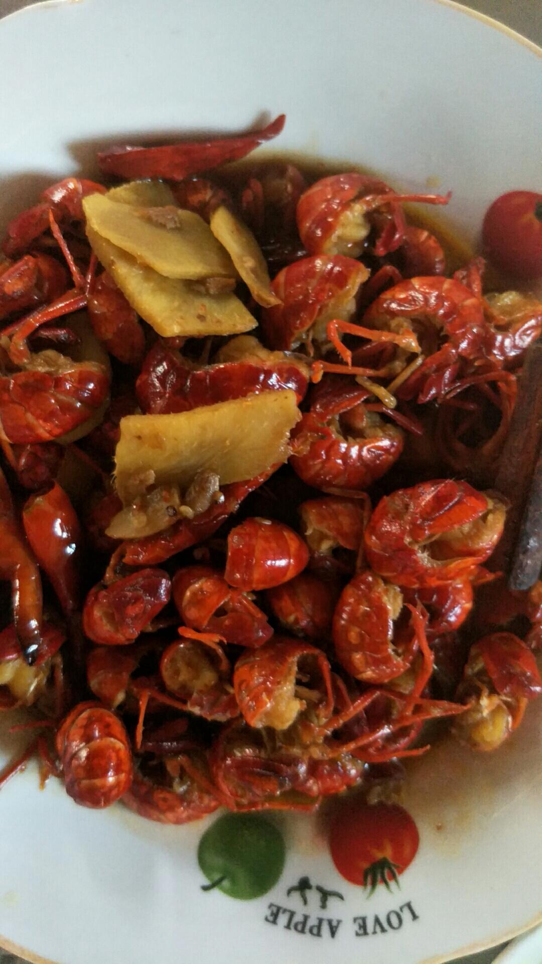 加点_麻辣龙虾尾的做法_麻辣龙虾尾怎么做_美食杰