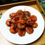 老方小雨油焖大虾的做法
