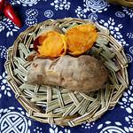 老方小雨砂锅烤红薯的做法