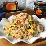 老方小雨缤纷炒饭 #午餐#的做法