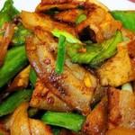 杰米4522320苕皮回锅肉的做法