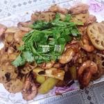 杰米6151654827麻辣干锅虾的做法
