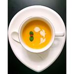蔡菜籽.CL南瓜奶油浓汤的做法