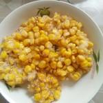 蓉9493玉米烙的做法