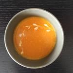 小屁屁妈南瓜奶油浓汤的做法