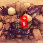 Ann3125鹌鹑蛋红烧肉的做法