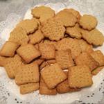 蜜丝CHOU芝麻苏打饼干的做法