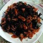 划过瞬间(来自微信.)香酥小河虾的做法