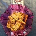 咩咩妈hhh蔓越莓饼干的做法