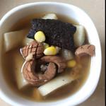 Leaf5747杜仲猪腰汤的做法