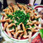 vincentstar葱油虾的做法