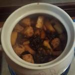 廖小花(来自腾讯..)红烧山药鸡肉丸的做法