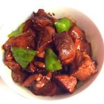 红丫(来自微信.)杏鲍菇烧肉的做法
