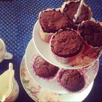 u_ste古典巧克力cupcake的做法