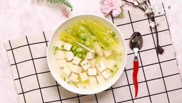 珍珠翡翠白玉汤的做法视频图片