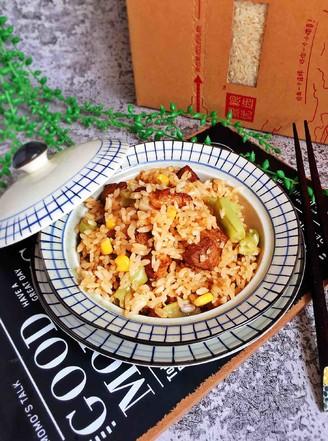 饭菜一锅出的豆角排骨焖饭的做法
