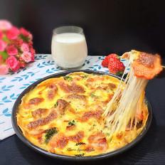 饺子皮披萨