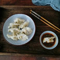 羊肉香菜饺子