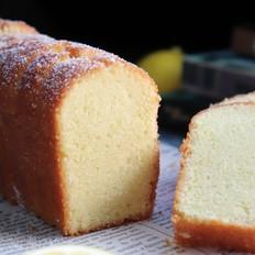 柠檬磅蛋糕