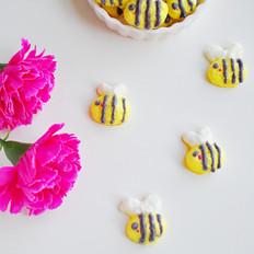 小蜜蜂蛋白糖