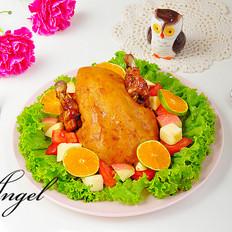 感恩节烤鸡