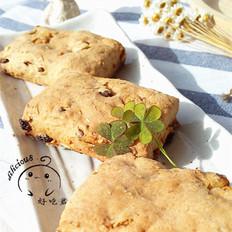 杂粮能量酥饼