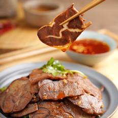 凉拌卤牛肉【孔老师教做菜】