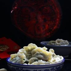 年味饺子(虾仁韭菜猪肉饺)