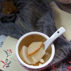 杏仁萝卜梨汤的做法大全