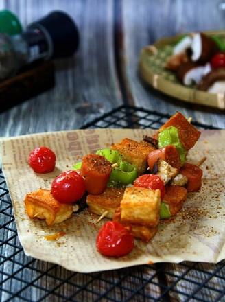 <b>鱼豆腐蔬菜烤串--500万彩票2007500.com</b>