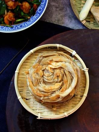 芝麻酱金丝饼的做法