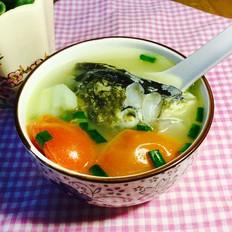 番茄土豆鱼头汤