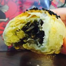 苏式梅菜肉月饼