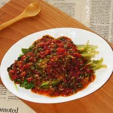 蚝油小生菜