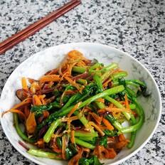 素炒家常菜