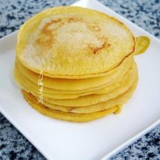杂粮早餐饼
