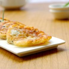土豆葱香饼