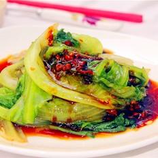 蚝油拌生菜