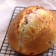 50%全麦紫薯面包