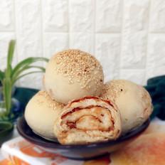 花生酱烤饼